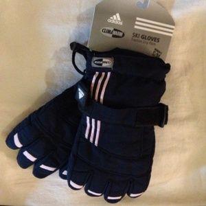 **NEW**Adidas women's S/M ski gloves